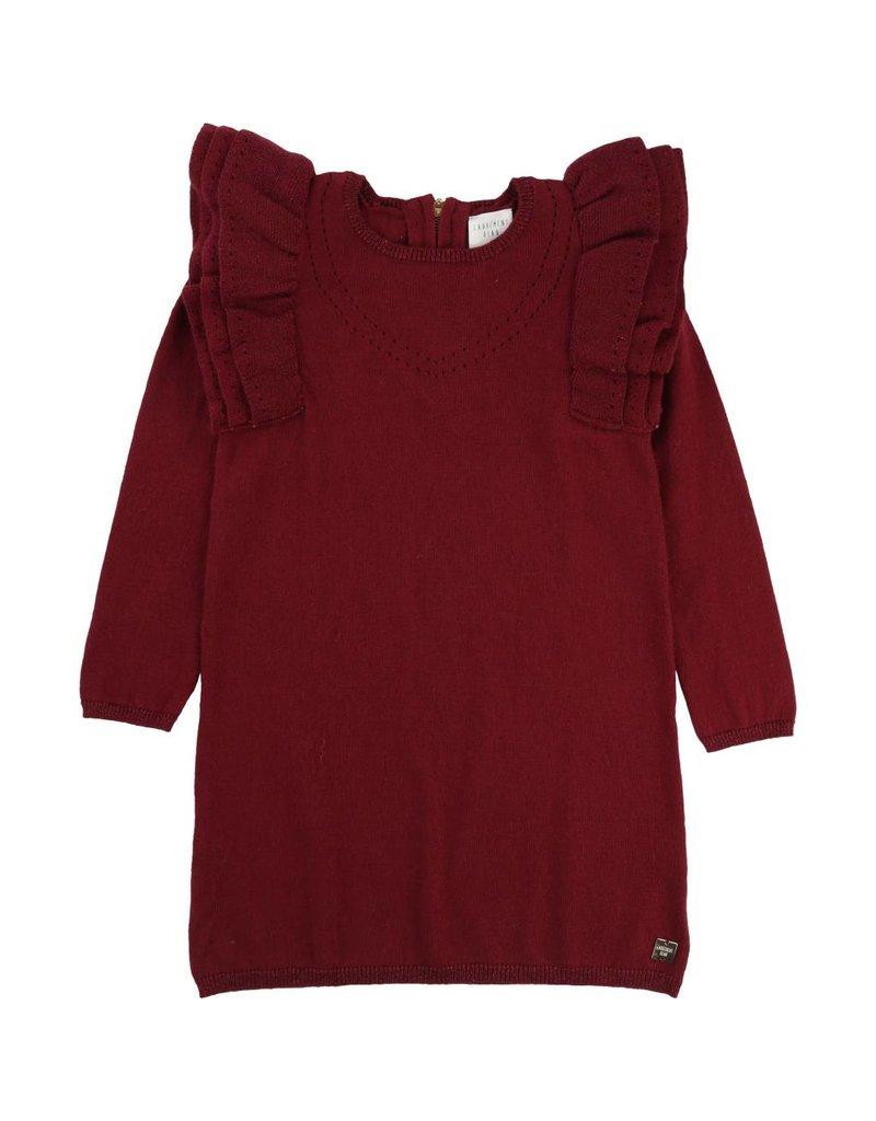 Carrement Beau Robe crimson Y12112/95T