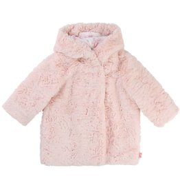 Billieblush Manteau rose love U06082