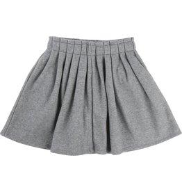 Carrement Beau Jupe gris clair Y13042