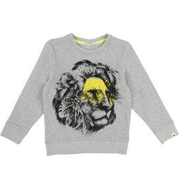 Billybandit Sweater gris V25229