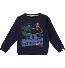 Billybandit Sweater blue V25229