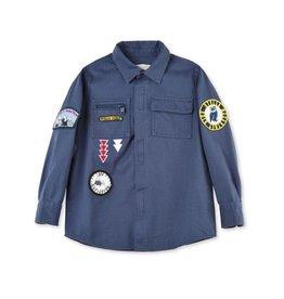 Stella McCartney Shirt blue SJK13