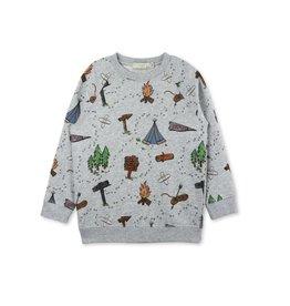 Stella McCartney Boy sweater SJJ42 explorer