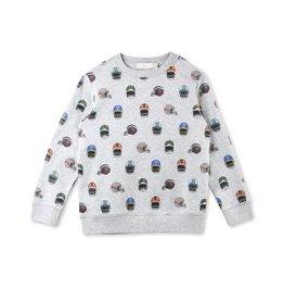 Boy sweater helmet SJJ49