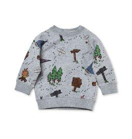 Baby sweater explorer SJJ42