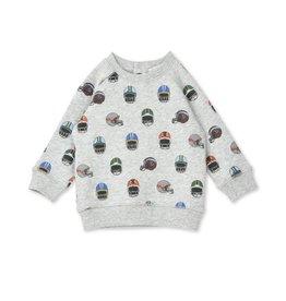 Baby boy sweater SJJ49 helmet