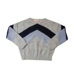 Maan Jane jumper blue