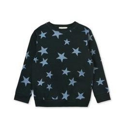 Betty sweater star glitter