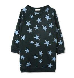 Leona star dress glitter