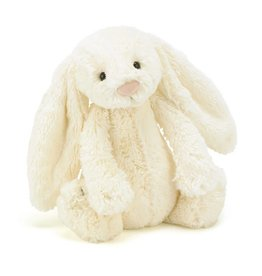 Jellycat Knuffel Bashful Cream Bunny