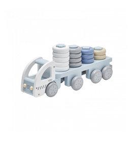 Kids Concept Houten Speelgoed Auto