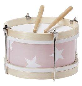 Kids Concept Muzikaal Speelgoed Trommel Roze