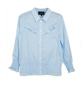 Little Remix Cali ruffle shirt