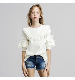 Little Remix 13917 LR Sandie ruffle blouse