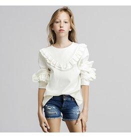Little Remix Sandie ruffle blouse