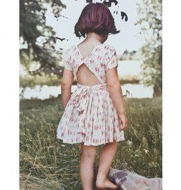 Morley Porcelain poppy dress