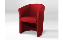 Charlie Fauteuil Rood