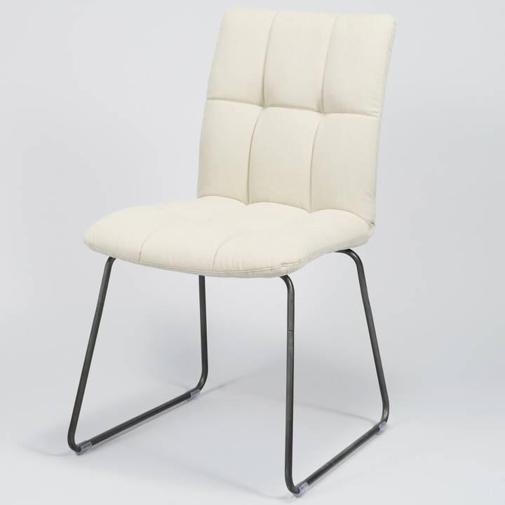 Davidi Design Maxim Eetkamerstoel 2 stuks Wit