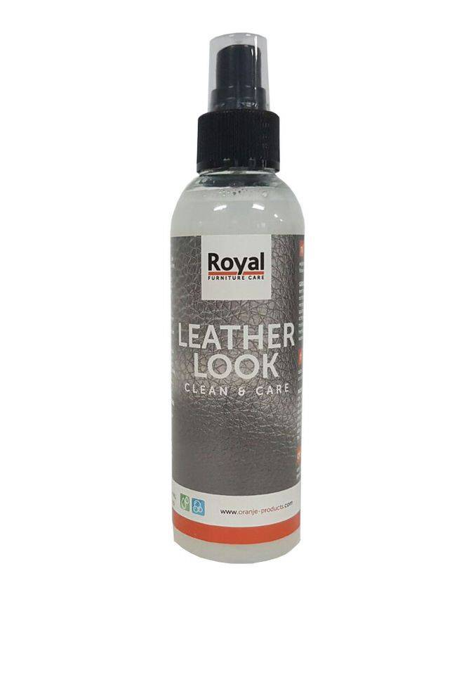 Oranje Furniture Care Royal Leatherlook Clean en Care