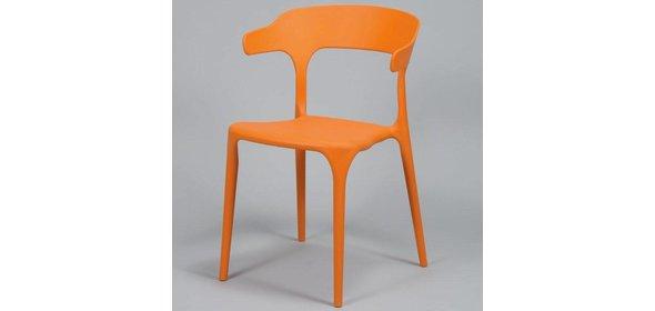 Davidi Design Hopper Stoel 4 Stuks Oranje