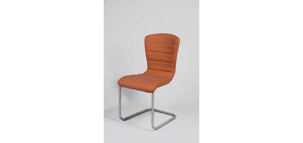 Davidi Design Ertan Eetkamerstoel 2 stuks  Gravel Oranje