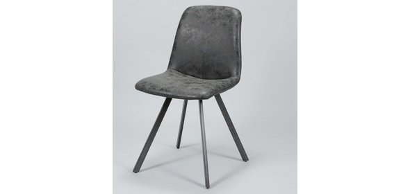 Davidi Design Luca Eetkamerstoel 4 stuks Zwart