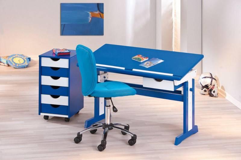 Bureaustoel Kind Blauw.Kinder Bureaustoel Ikea Kinder Bureaustoel In De Kleuren Rood
