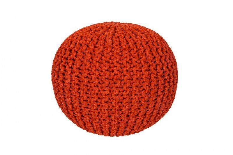 Obsession Cool Poef Oranje