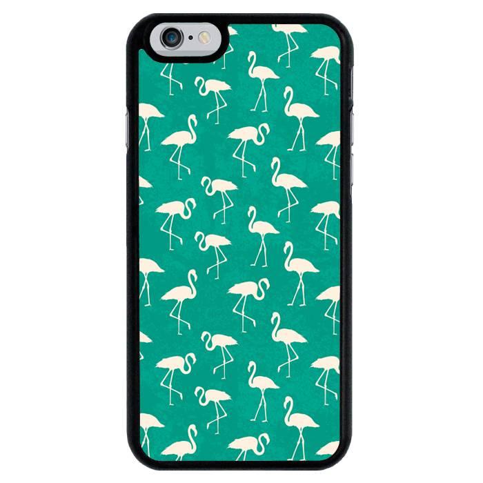 iPhone 6/6S hoesje - Flamingo's #2