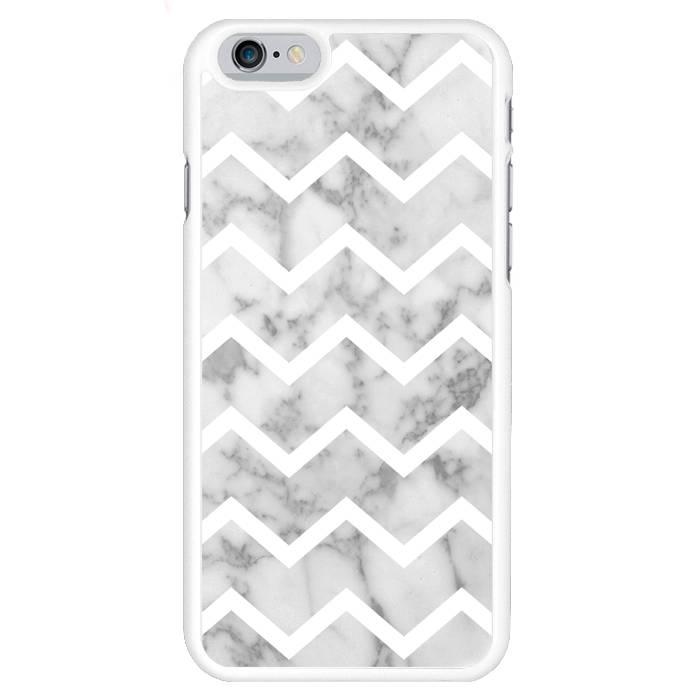 iPhone 6/6S hoesje - Marmer print #1