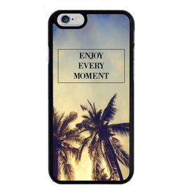 iPhone 6/6S hoesje - Enjoy every moment