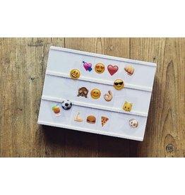 Smileys & Letterset voor Lightbox