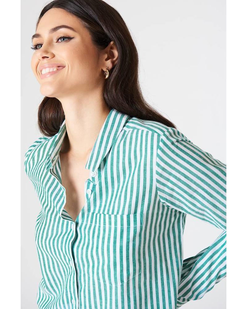 R&C Ina Striped Shirt