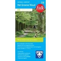 Falk Wandelkaart 06. Het Groene Woud