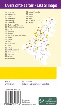 Falk Citymap & more 20. Eindhoven, picture 84810056