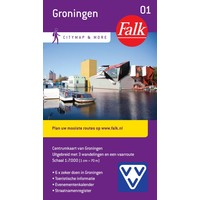 Falk Citymap & more 01. Groningen