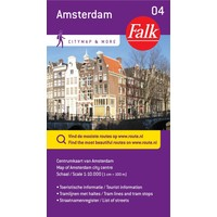 Falk Citymap & more 04. Amsterdam