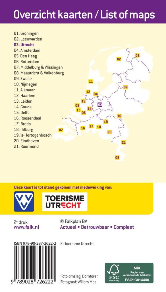 VVV Citymap & more 03. Utrecht, picture 85334213
