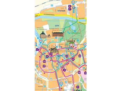 VVV Citymap & more 17. Breda, picture 85334309