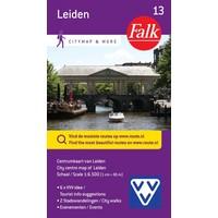 VVV Citymap & more 13. Leiden