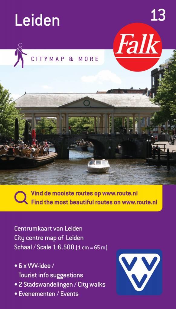 VVV Citymap & more 13. Leiden, picture 85334351