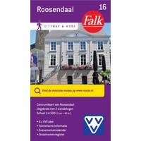 VVV Citymap & more 16. Roosendaal