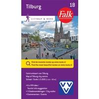 VVV Citymap & more 18. Tilburg