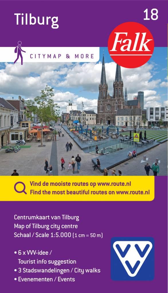 VVV Citymap & more 18. Tilburg, picture 85334390