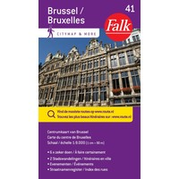 Falk Citymap & more 41. Brussel