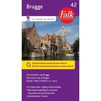 Falk Citymap & more 42. Brugge