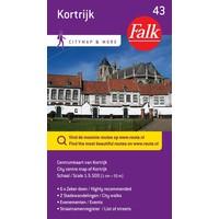 Falk Citymap & more 43. Kortrijk