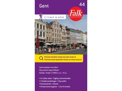Falk Citymap & more 44. Gent, picture 85334450