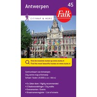 Falk Citymap & more 45. Antwerpen