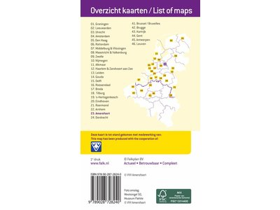 VVV Citymap & more 23. Amersfoort, picture 85334501